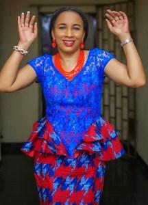nollywood actress Ibinabo Fiberisima
