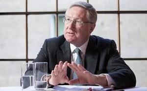 UKEF chief executive David Godfrey says he is 'hopeful' about Rwanda's prospects