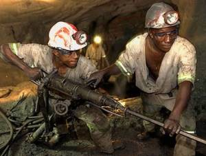 Some mining firms warned of shaft closures and the loss of 12,000 jobs if the government had imposed higher taxes