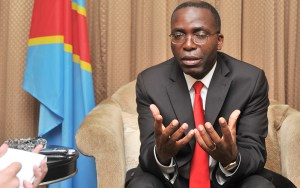 Prime minister, Augustin Matata Ponyo, claims that he wants to boost economic reforms
