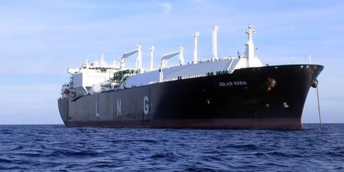 LNG carrier Golar Maria