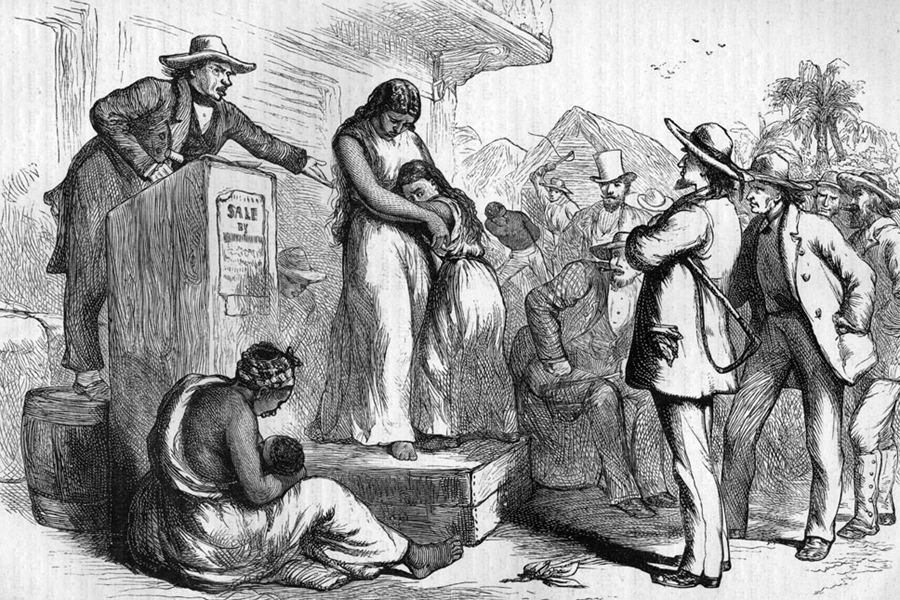 Much Of The Prosperity Of England Was Built On Slavery