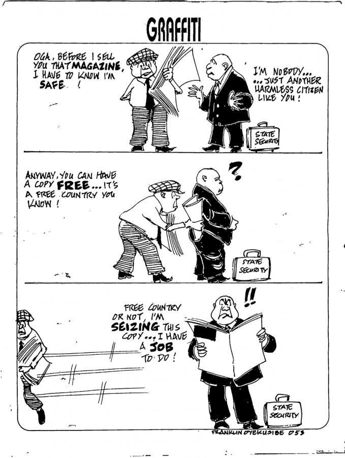 Africa Cartoons