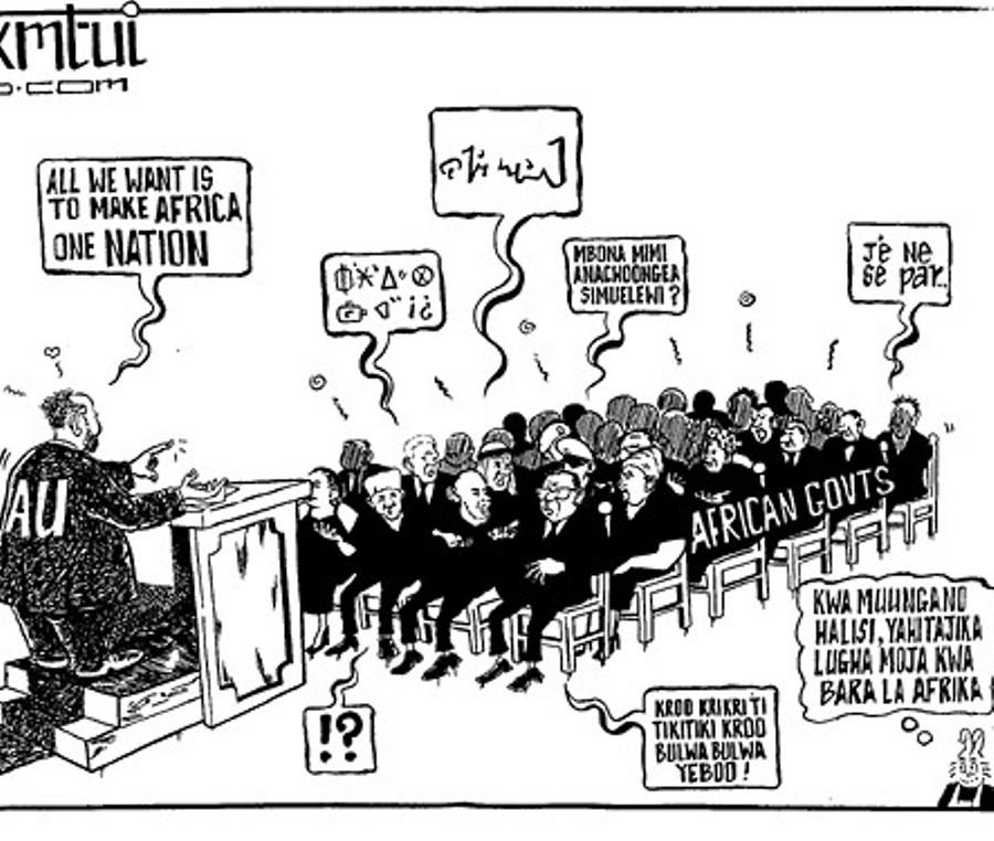 » Nick Mtui Africa Cartoons