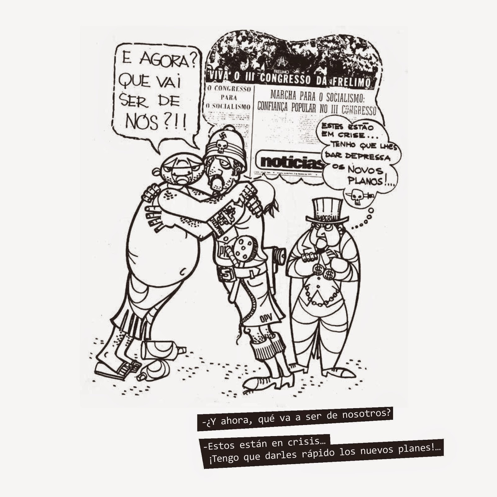 » socialism Africa Cartoons