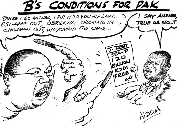» Akosua Africa Cartoons