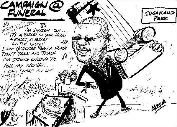 » politics Africa Cartoons