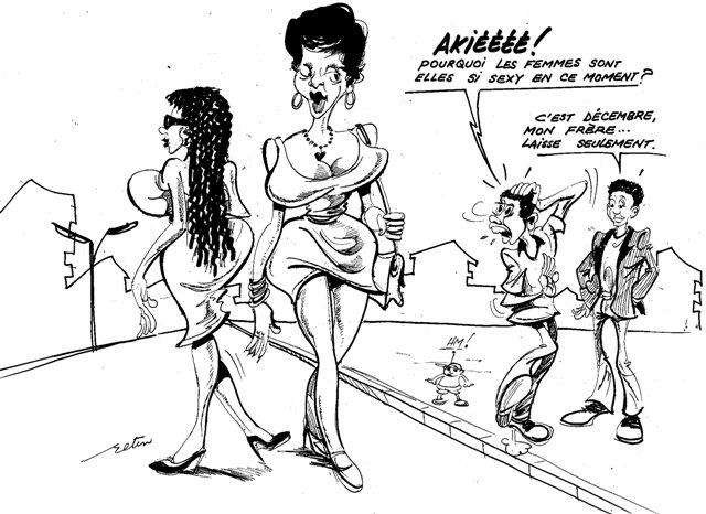 » cameroon Africa Cartoons