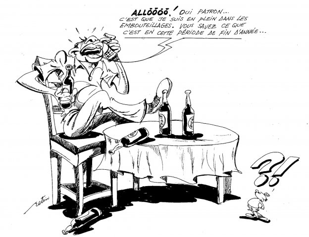 » work Africa Cartoons