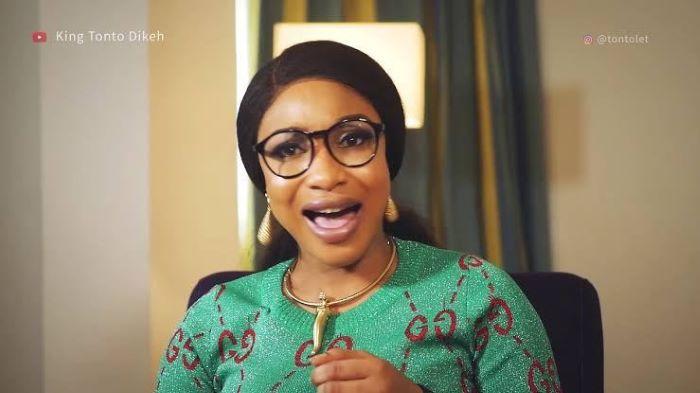 Nigerian Actress, Tonto Dikeh Places Third On Google Trending Searches In Nigeria 2019-PHOTO