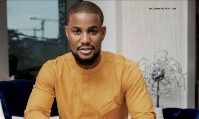 Alex Ekubo warns those calling on him for free food