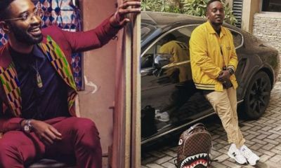 M.I Abaga helped me when no one was willing to - Ric Hassani