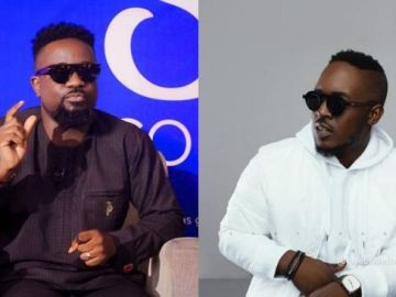 Sarkodie and M.I Abaga $200,000 collaboration