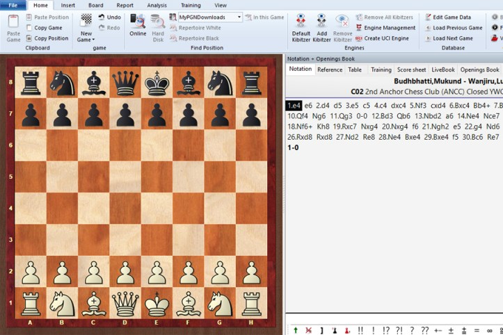 How to Upload PGNs to Chess-Results Using ChessBase 13