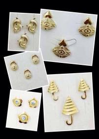 Jewelry sample