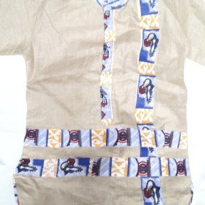 shirt grey color africadada