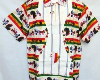 chemise afritude africadada