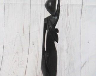 statuettes en bois africain