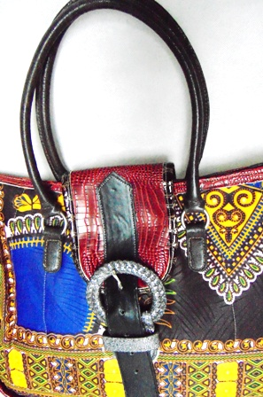 african bags details