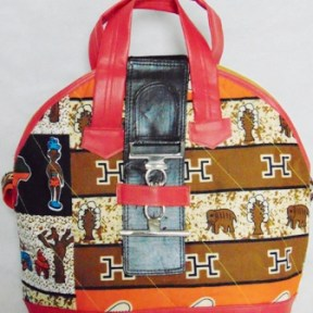 african women print bags