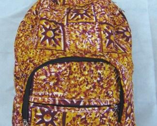 zaini in tessuto africano
