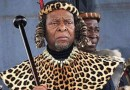 South Africa's Zulu King is dead at 72