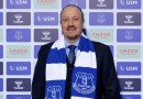 Rafa Benitez appointed as Everton  new manager