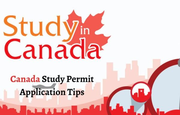 Canada Study Permit Application