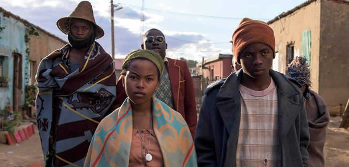Southern African Movies