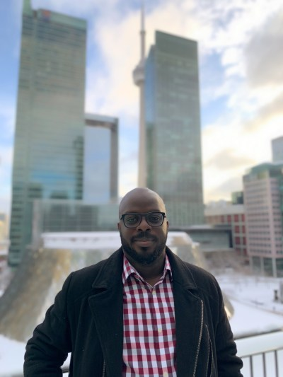 Tes' Salawu - Founder of Slim Prep