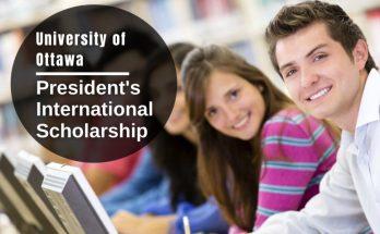 University of Ottawa President's Scholarship