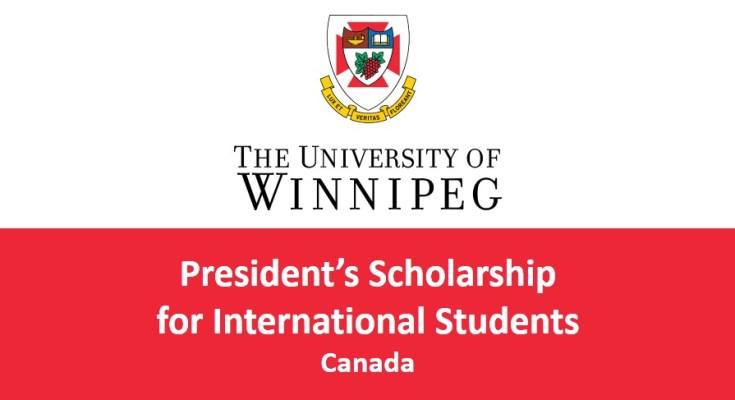 University of Winnipeg Scholarships for International Students