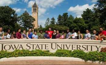 Iowa State University International Merit Scholarship