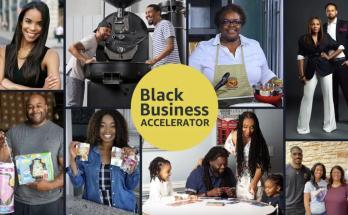 Amazon's Black Business Accelerator Program