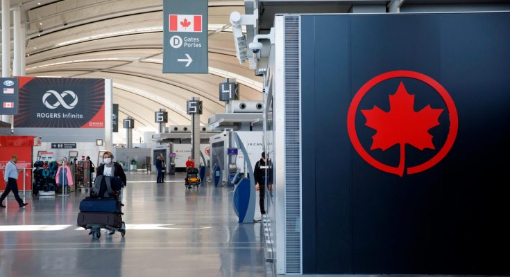 Canada's Easing Travel Restrictions