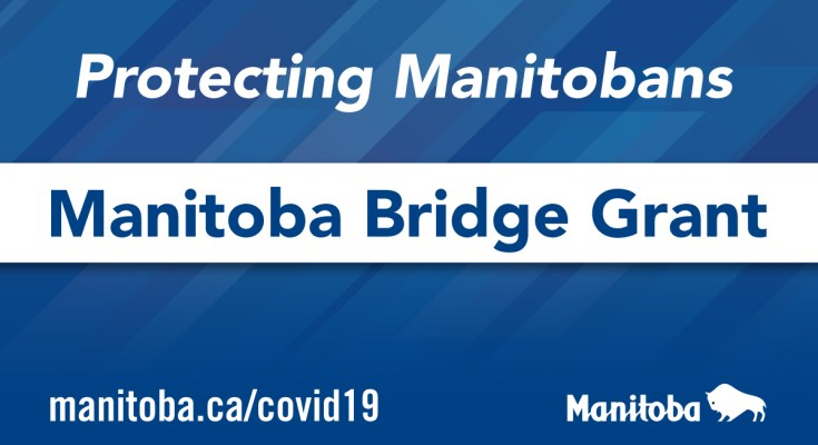 Manitoba Bridge Grant for Businesses and Organization