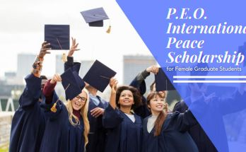 PEO International Peace Scholarship