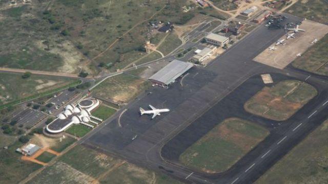 Burundi airport