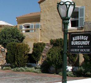 Auberge Burgundy - Hermanus