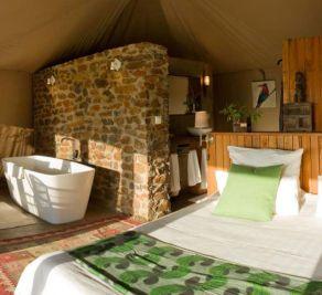 Grumetti Hills Tented Camp