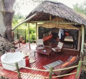 Tarangire River Camp