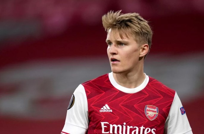 Arsenal: Martin Odegaard fait ses adieux aux supporters