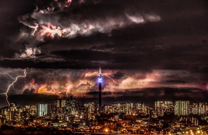 Johannesburg Weather