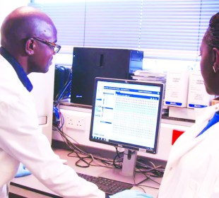 USE OF TECHNOLOGY COULD ENHANCE HEALTHCARE IN AFRICA