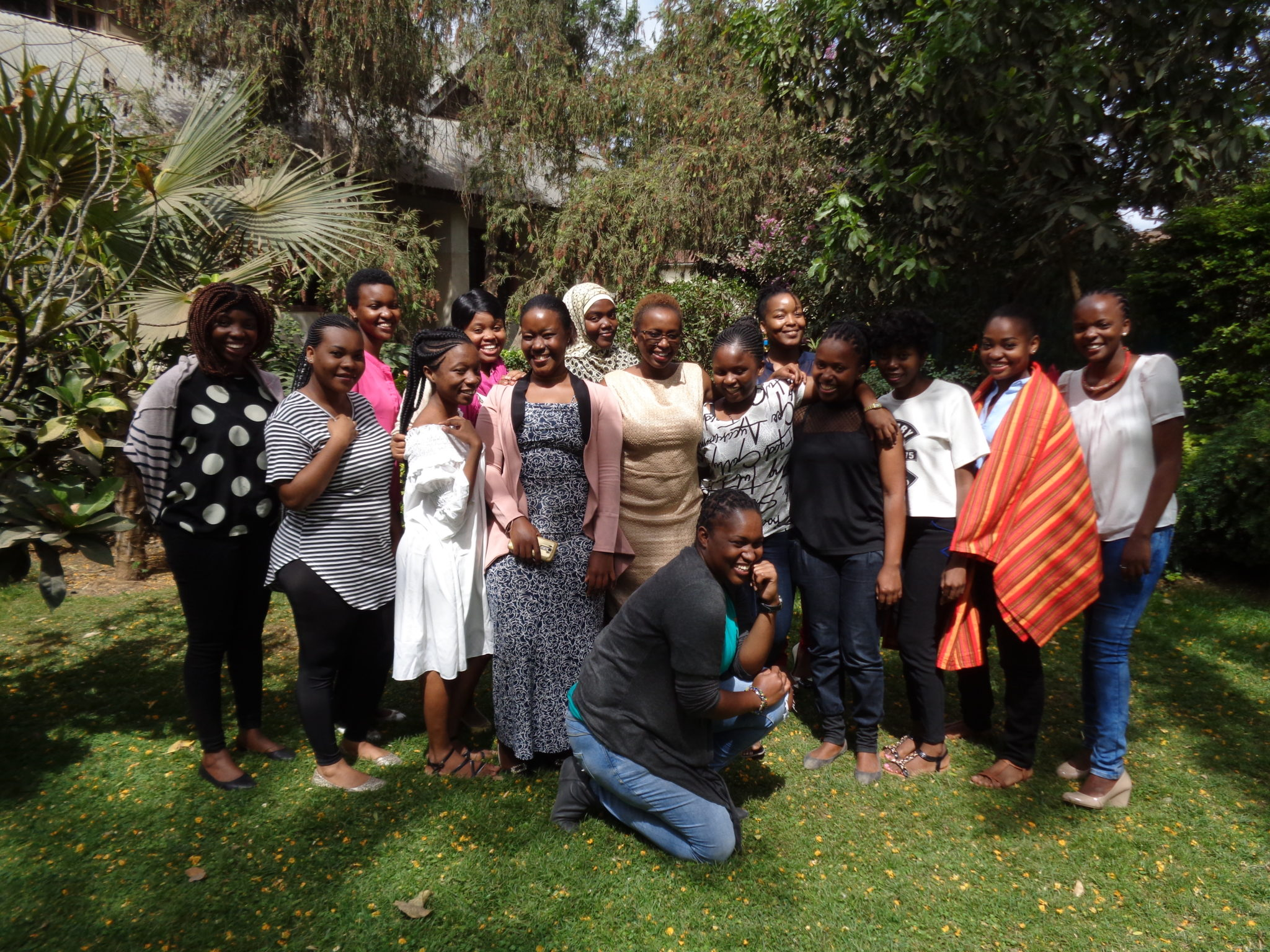 Kisa Alumnae Mentor Skills Training, Nov 2017