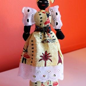 Handmade African Baby Doll - Louisa