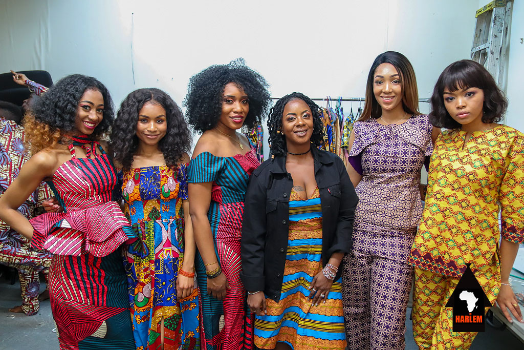 Guinean American Designer Zayna Showcases African Inspired Collections In Harlem African Immigrants African American New Yorkers In Harlem And Beyond