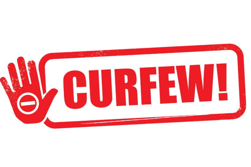 Citywide curfew in New York City begins June 1st at 11 p.m.