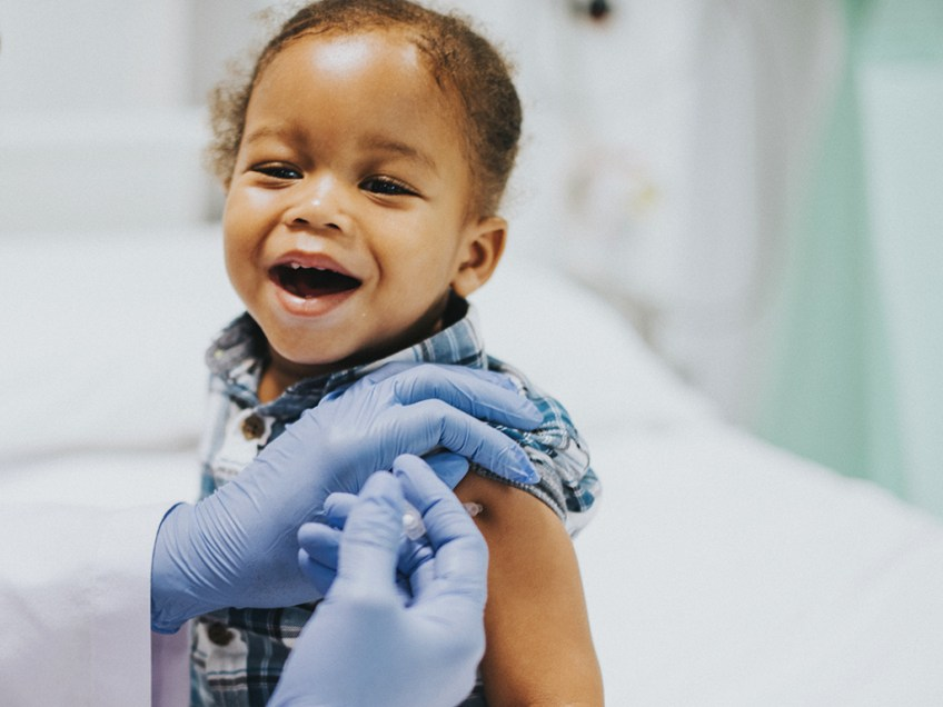 NYC Health + Hospitals is offering free back to school vaccinations