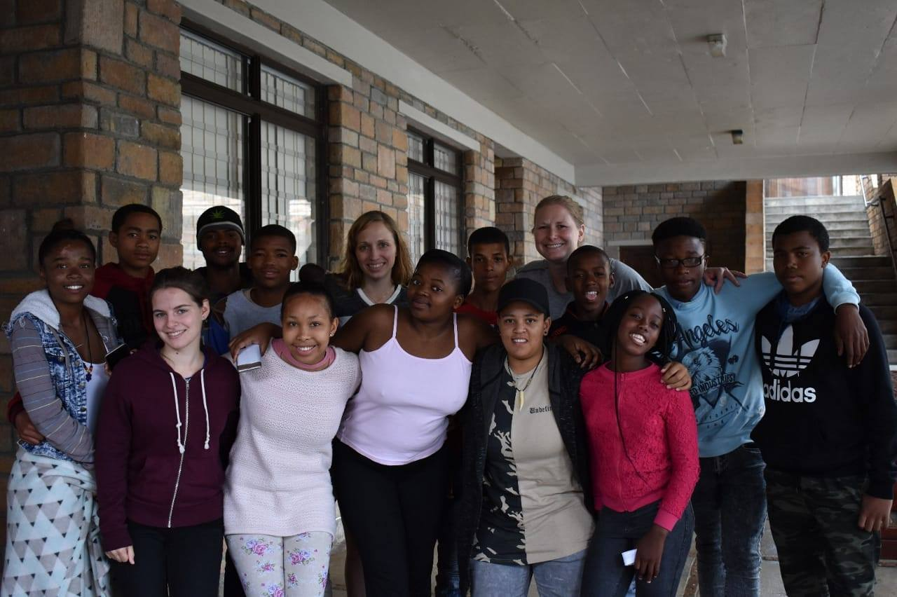 Serving Youth in South Africa's Cape Region